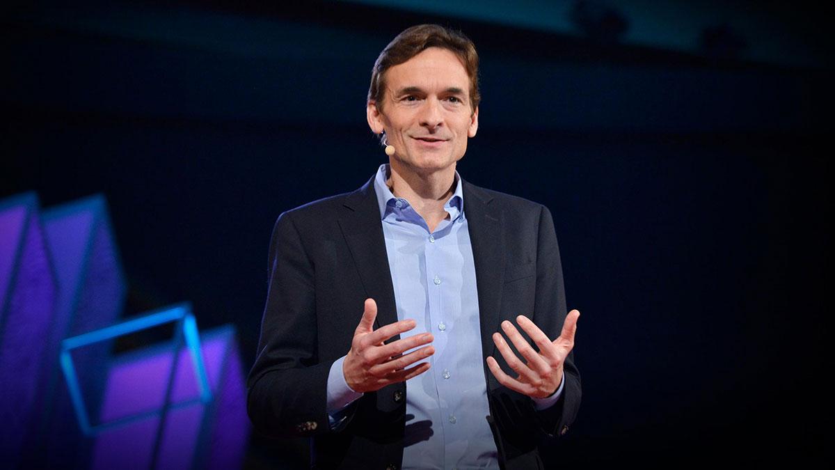 سخنرانی تد : چگونه دادهها به ما کمک میکنند پرده از رازهای مغز برداریم