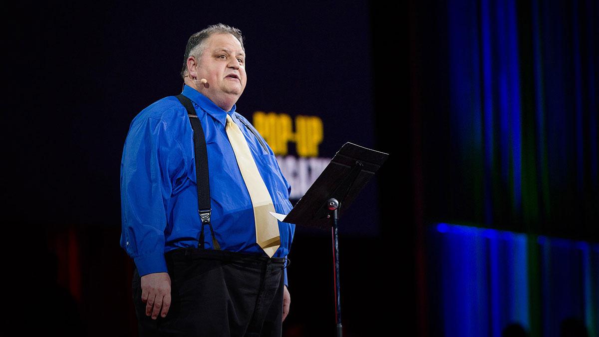 سخنرانی تد : تاریخ فراموش شده اوتیسم