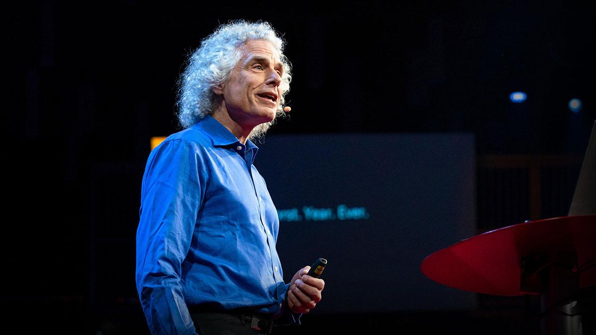 سخنرانی تد : جهان رو به بهتر شدن است یا بدتر شدن؟ بیایید نگاهی به اعداد بیندازیم
