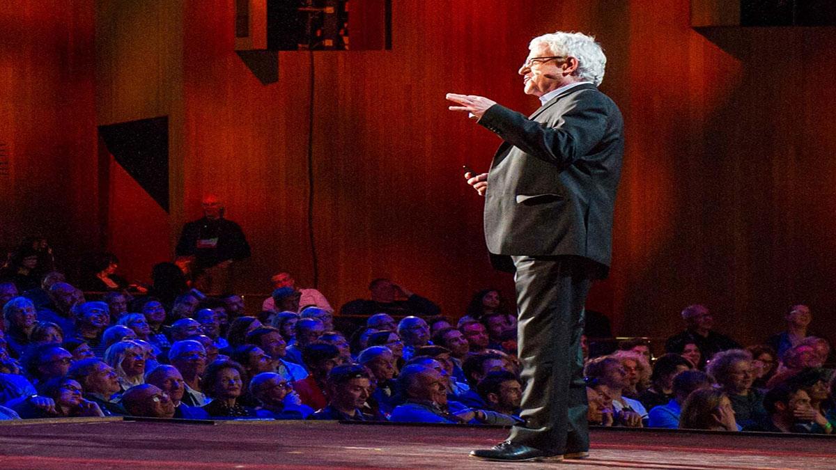 سخنرانی تد : به دنبال نادانی