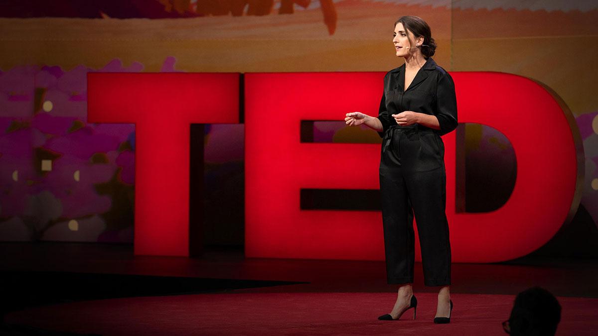 سخنرانی تد : آنچه که نزدیک شدن به مرگ درباره زندگی به من آموخت