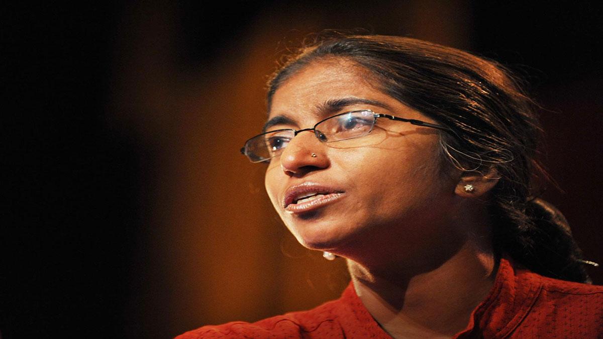 سخنرانی تد : جنگ سونیتا کریشنان بر ضد بردگی جنسی