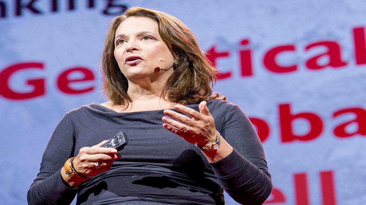 سخنرانی تد : وعده  تحقیق سلولهای بنیادی