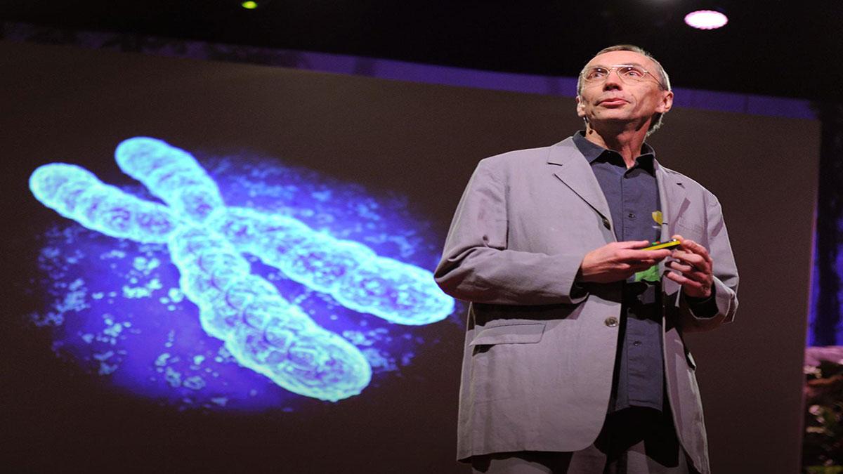 سخنرانی تد : سوانته پابو: سرنخ هایی از DNA به نئادرتال درونی ما