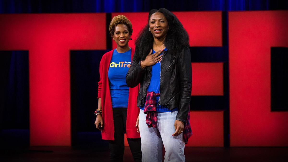 سخنرانی تد : شوک ناشی از نژادپرستی سیستماتیک زنان سیاهپوست را به مرگ میکشاند. اولین گام به سوی تغییر