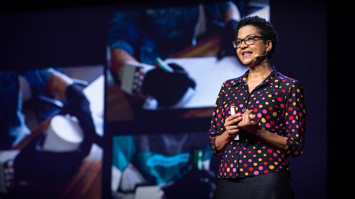 سخنرانی تد : برای طراحی فناوری بهتر، زمینه را درک کنید