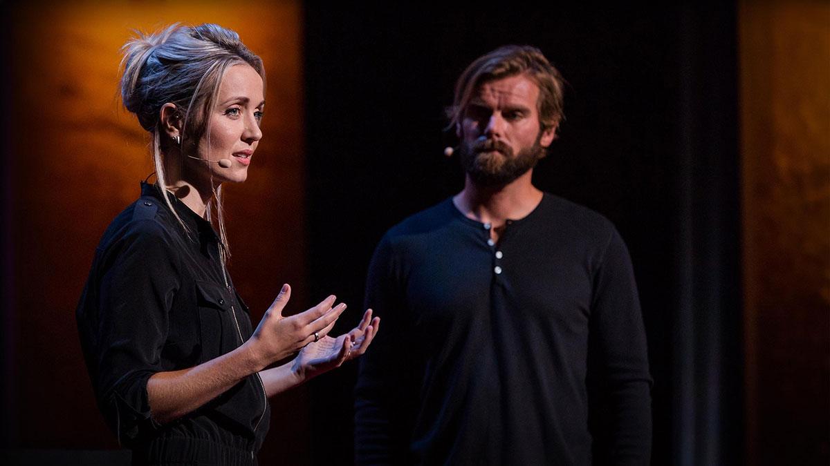 سخنرانی تد : داستان ما از تجاوز و مصالحه