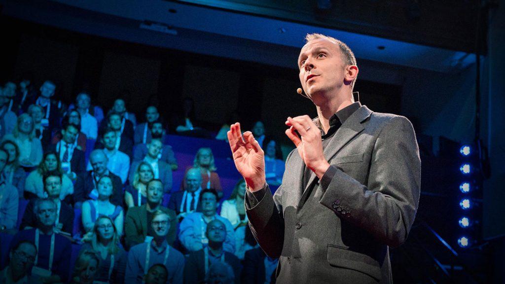 سخنرانی تد : چگونه محرومیت و آشفتگی میتواند ما را خلاقتر کند