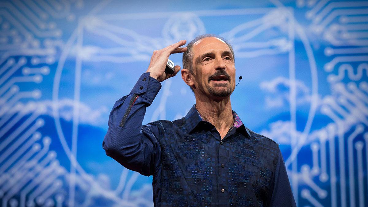 سخنرانی تد : چگونه هوش مصنوعی حافظه، كار و زندگی اجتماعی ما را بهبود میبخشد
