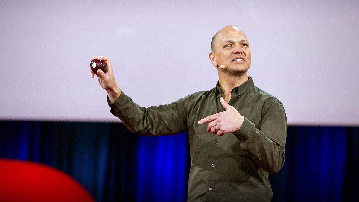 سخنرانی تد : اولین راز طراحی . . . توجه کردن است