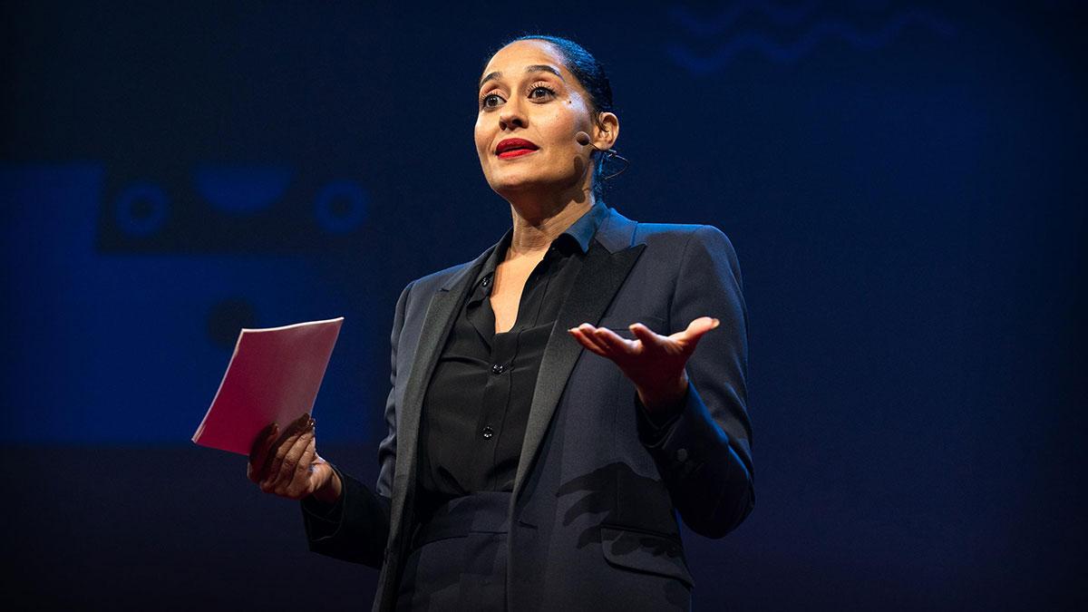 سخنرانی تد : یک عمر حکمت در خشم یک زن نهفته است