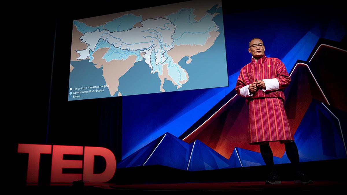 سخنرانی تد : دعوت فوری برای حفاظت از «قطب سوم»