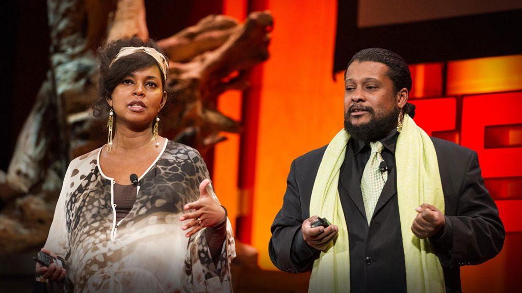 سخنرانی تد : تایرون هیز+ پنه لوپه جاجسار چفر کودک,های مسموم?