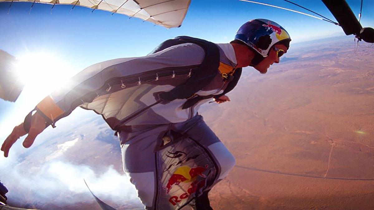 سخنرانی تد : پرواز بینهایت با لباس پرواز