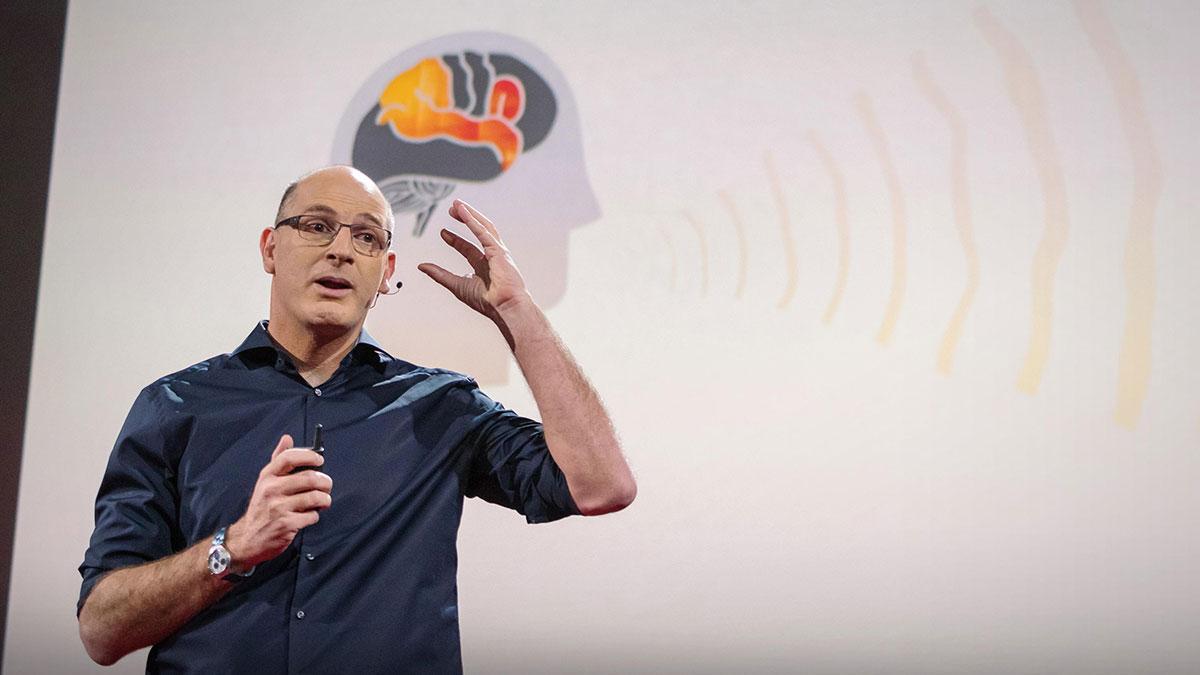 سخنرانی تد : مغز شما هنگام برقراری ارتباط