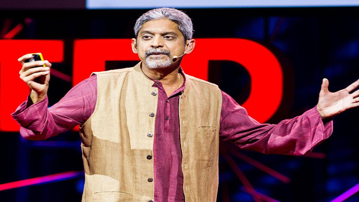 سخنرانی تد : ویکرام پاتل: سلامت روان برای همه و با مشارکت همه