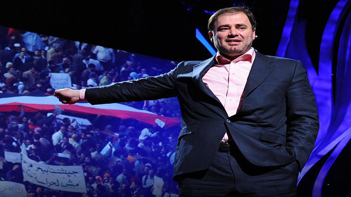 سخنرانی تد : وضاح خنفر: لحظه اي تاريخي در دنياي عرب
