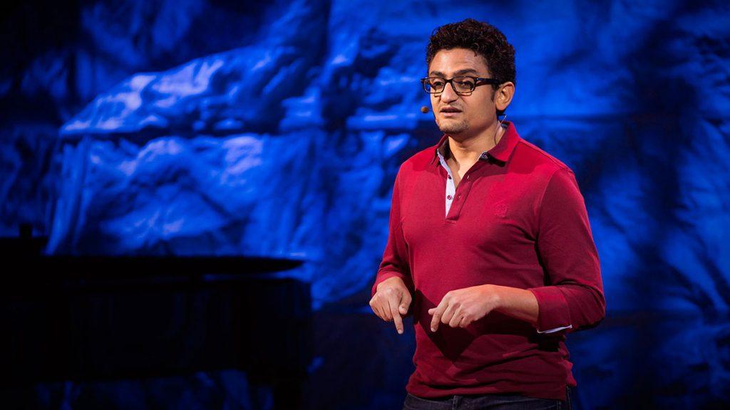 سخنرانی تد : بیایید رسانه ای اجتماعی طراحی کنیم که دگرگونی واقعی را شکل دهد.