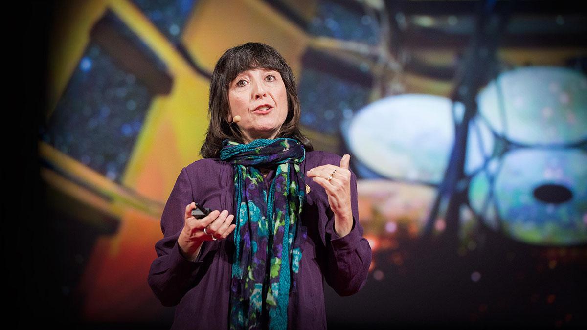 سخنرانی تد : تلسکوپ جدید ممکن است بتواند مبدا جهان هستی را برای ما آشکار کند