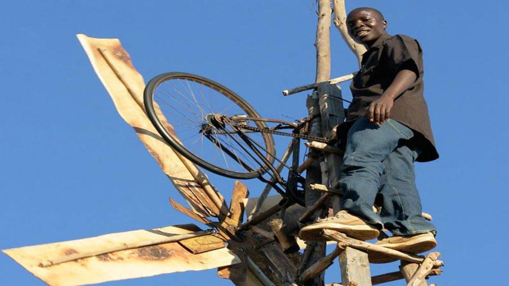 سخنرانی تد : ویلیام کامکوامبا: چطور باد را به استفادهٔ خود در آوردم