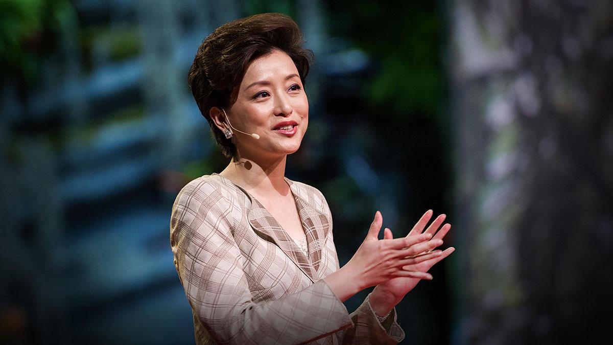 سخنرانی تد : یانگ لن: نسلی که چین را از نو می سازد
