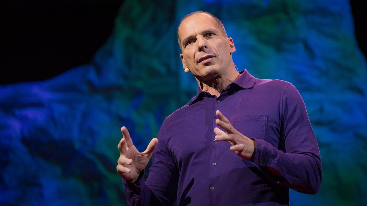 سخنرانی تد : سرمایهداری دموکراسی را قورت میدهد، مگر اینکه چیزی بگوییم