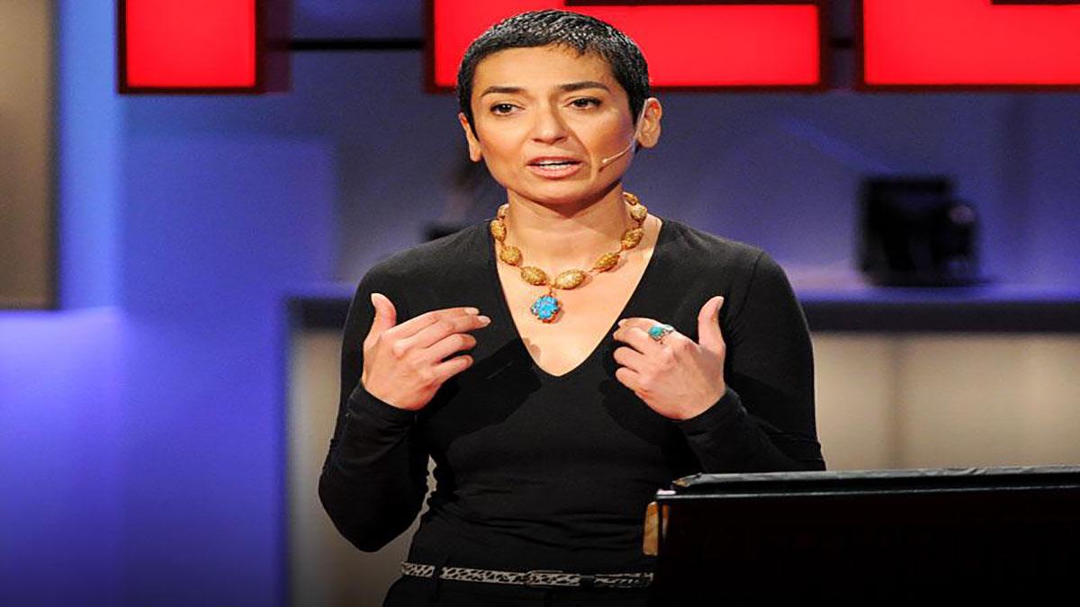 سخنرانی تد : زینب صلبی: زنان، زمان جنگ و رویای صلح
