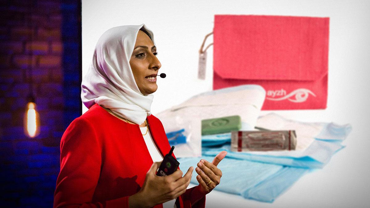 سخنرانی تد : یک کیت تولد ساده برای مادران در کشورهای در حال توسعه