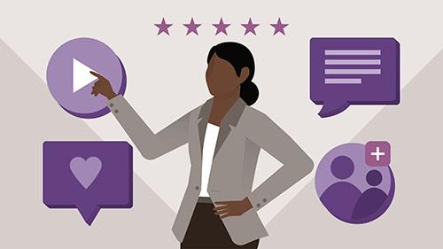 نحوه استفاده از شبکه های اجتماعی در راستای رهبری