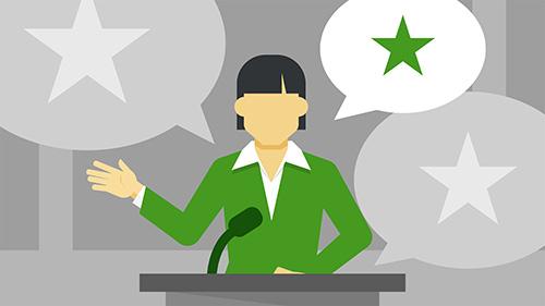 آموزش چگونه سخنران معتبری باشیم