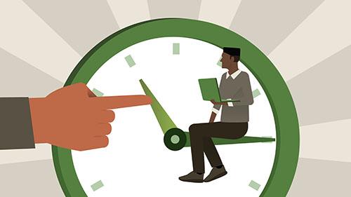 مدیریت زمان برای مدیران