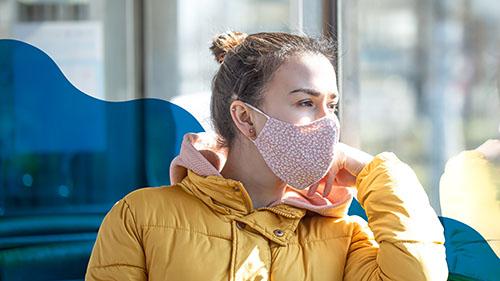 آموزش: تمرینات تنفسی برای ماسک پوشان