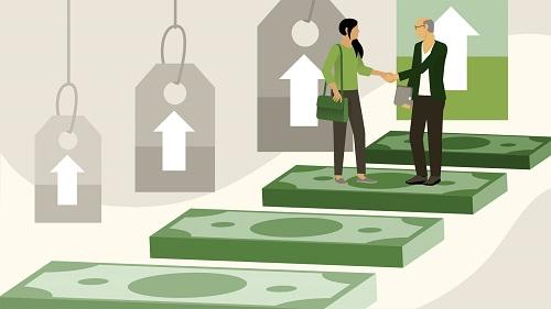 آموزش:افزایش درآمد و چگونگی افزایش قیمت ها
