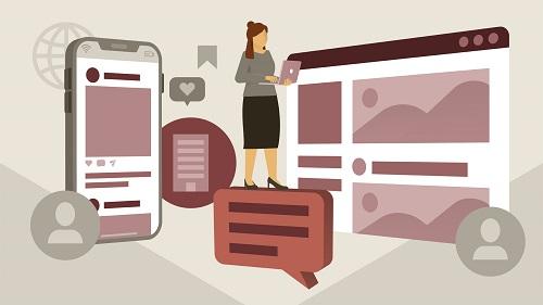 بازاریابی رسانه های اجتماعی، مدیریت جوامع مجازی