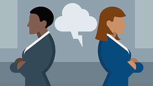 آموزش مدیریت و رفع تعارض
