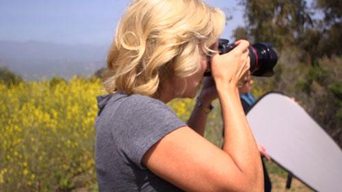 آموزش نورپردازی و عکاسی حرفه ای در نور طبیعی