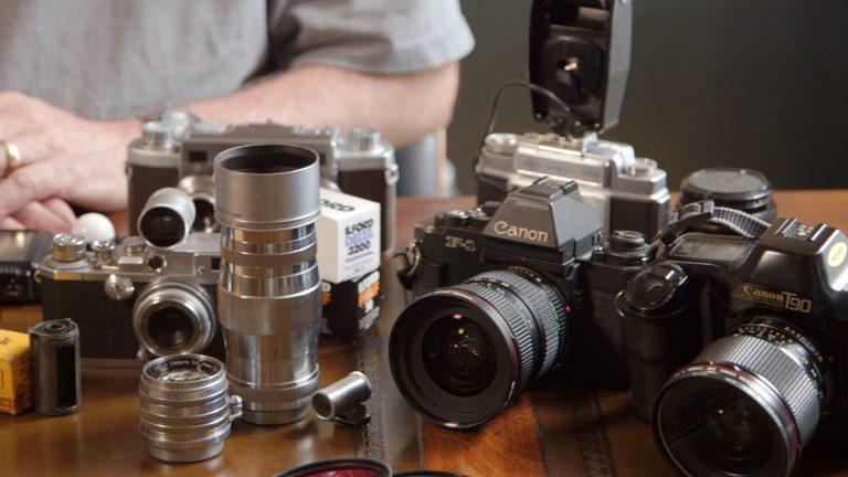 آموزش شناخت مبانی و ابزارهای عکاسی