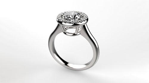 آموزش مدلسازی جواهرات با راینو