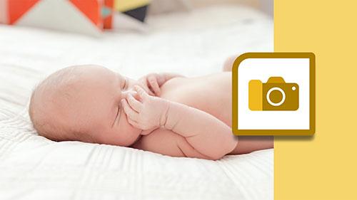 آموزش عکاسی از نوزادان