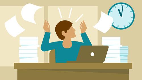آموزش داشتن بهترین عملکرد زیر فشارهای کار و زندگی