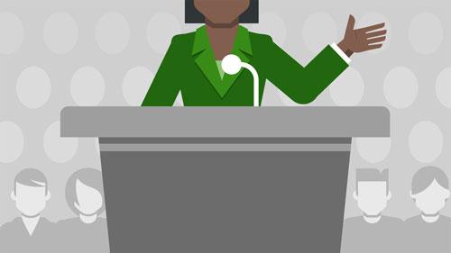 آموزش فن بیان و سخنرانی