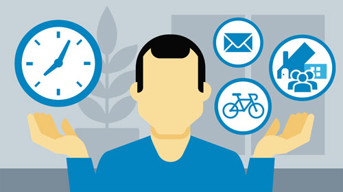 دوره ایجاد توازن میان کار و زندگی شخصی