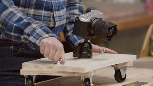دوره ساخت تجهیزات عکاسی به روشی ارزان