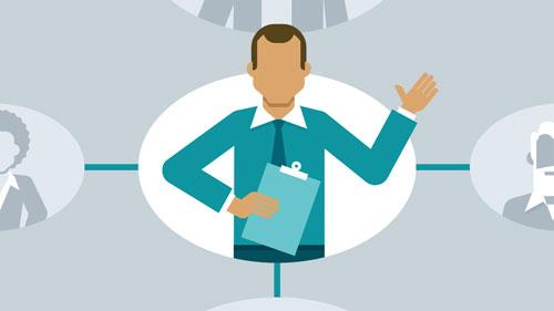 دوره یادگیری شیوه مدیریت بالا به پایین