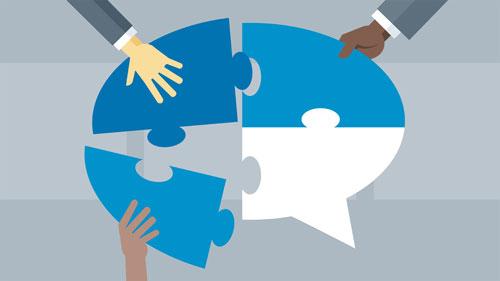 دوره ایجاد فضا و ارتباطات خوب در درون تیم های کاری